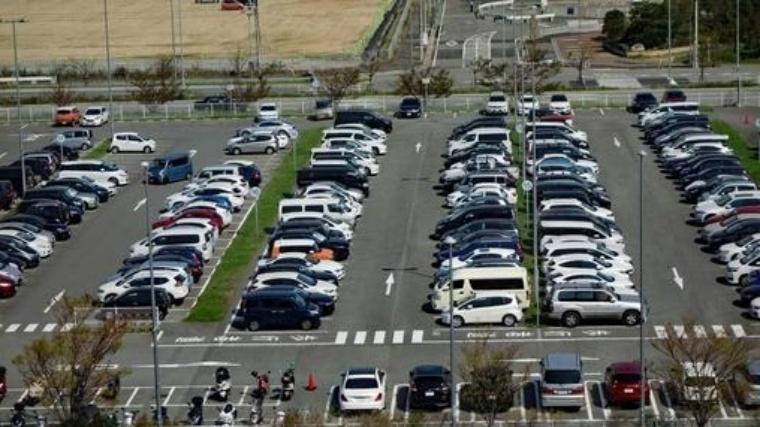 別府地獄めぐり海地獄の駐車場と基本情報