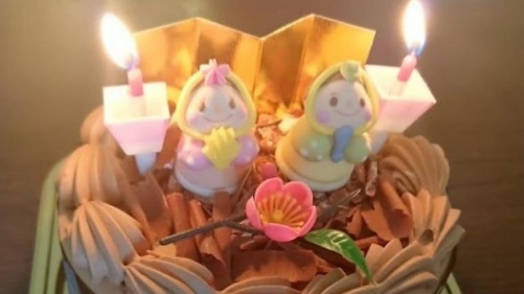 ひな祭りケーキを大分で買うならこの8つがオススメ!