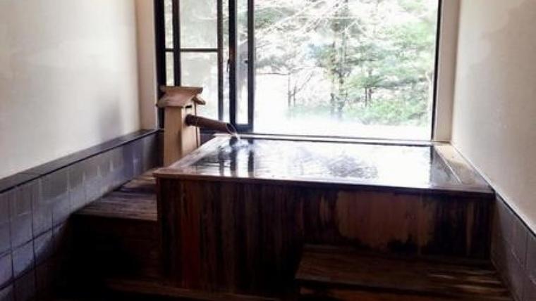 紫石温泉のバリアフリーは家族湯がオススメ!
