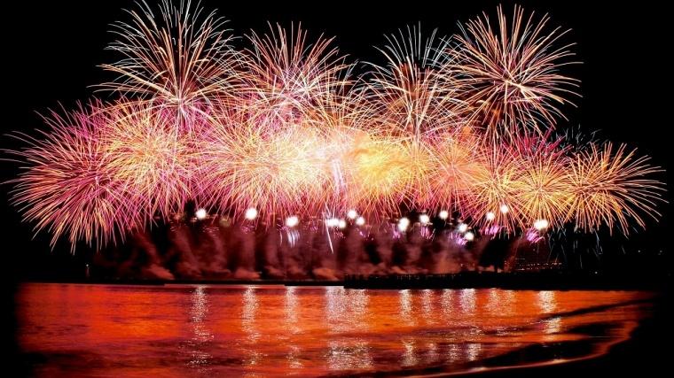 別府火の海まつりの花火の魅力とは